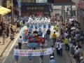柏まつりオープニングパレード・3