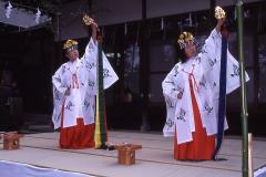 浦安の舞(広幡八幡)