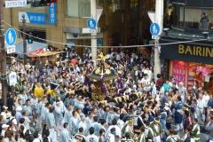 柏まつりみこしパレード・4